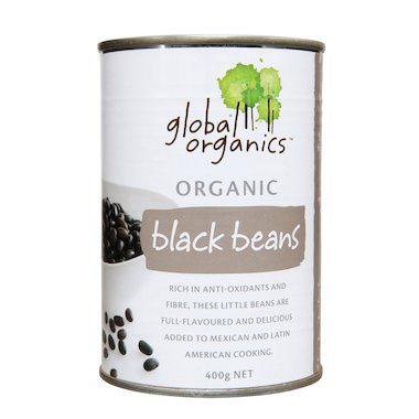 Global Organics Canned Organic Legumes