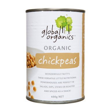 global organics chickpeas