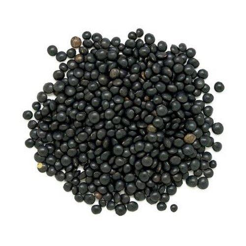 Organic Black Beluga Lentils 750g