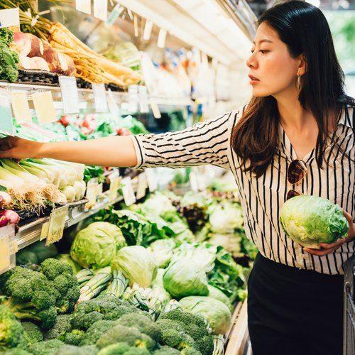 organic veggie and herb