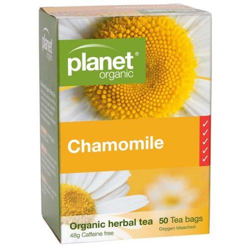 Planet Organic Tea – 50 Tea Bags