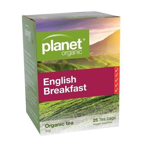 Planet Organic Tea – 25 Tea Bags