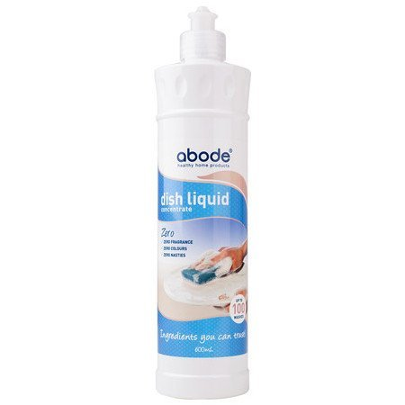 Abode Dishwashing liquid Zero 600ml