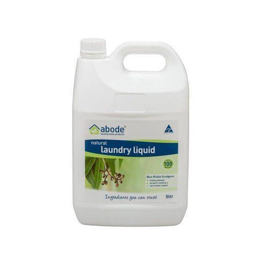 Abode Laundry Liquid Eucalyptus 5Litre