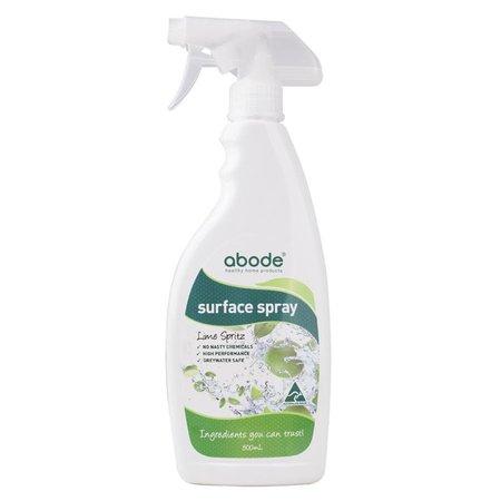 Abode Natural Surface Spray - Lime Spritz