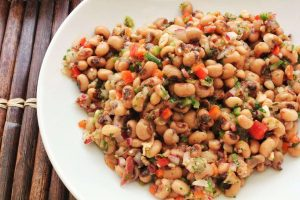 Black Eye Beans Salad