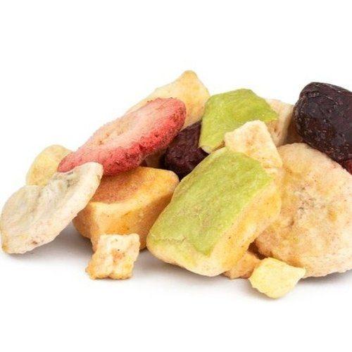 freeze dried fruit salad