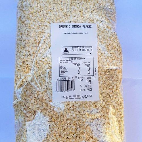 Organic Quinoa Flakes 750g