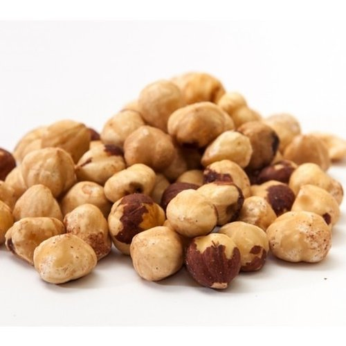 Organic Roasted Unsalted Hazelnuts