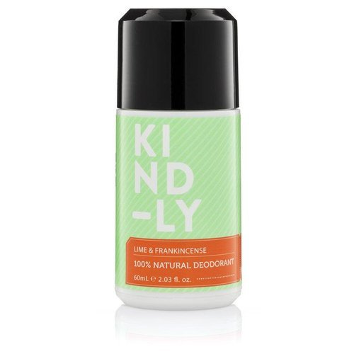 KIND-LY Natural Deodorant Lime Frankincense