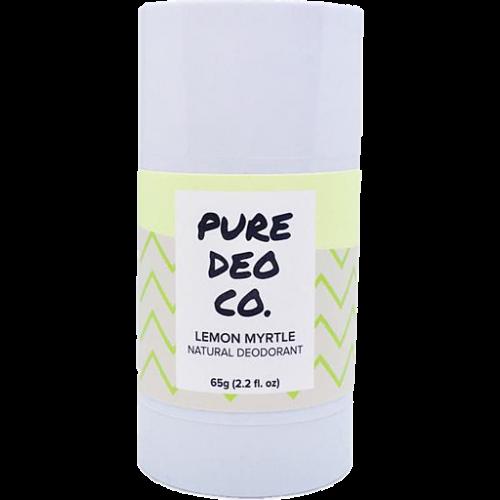 Pure Deo Co. Lemon Myrtle