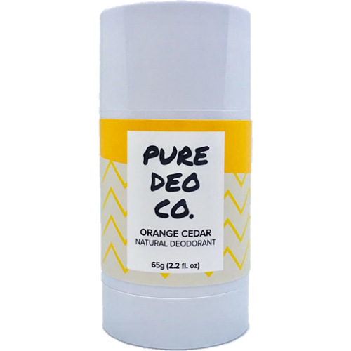 Pure Deo Co. Natural Deodorant 50g