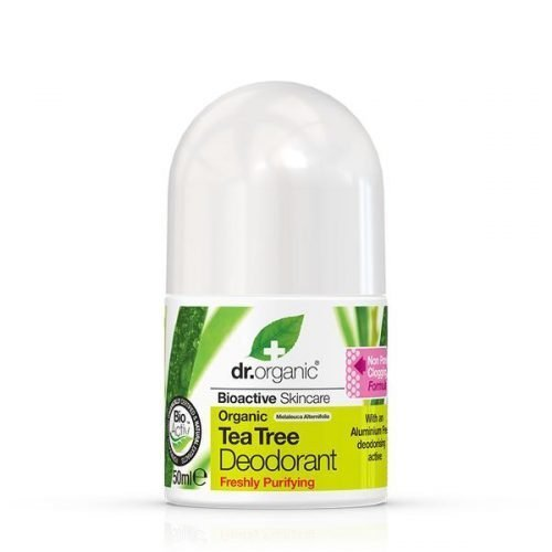 Dr.Organic Deodorant Tea Tree