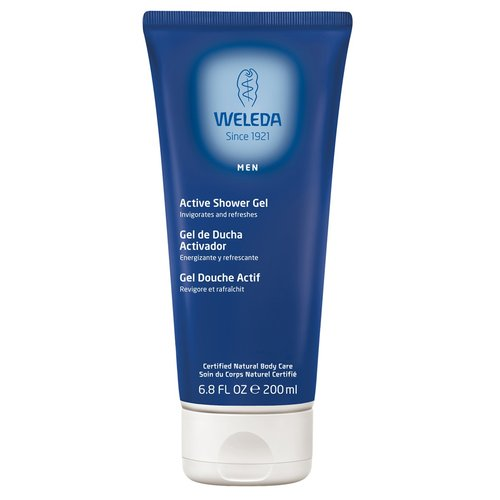 Weleda Men's Active Shower Gel