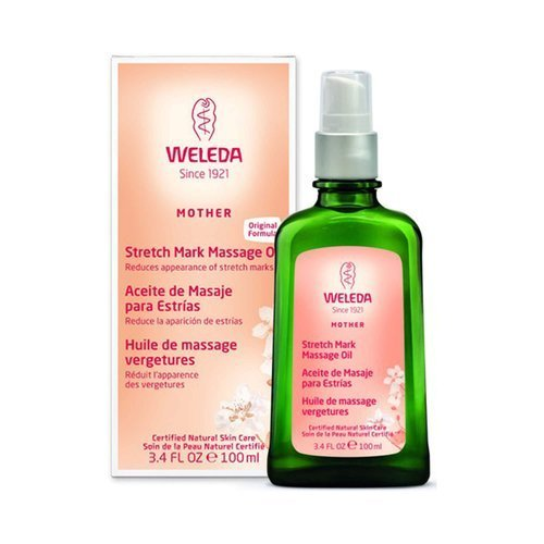 Weleda Mother Stretch Mark Massage Oil 100ml