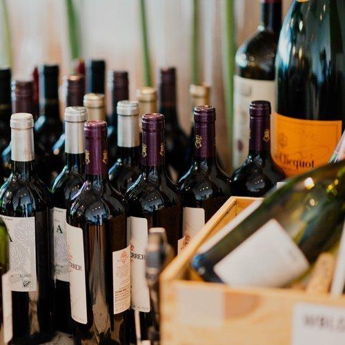 Organic & Preservative Free Wine