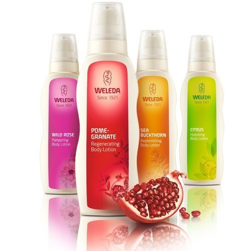 Weleda Natural Body Lotion 200ml