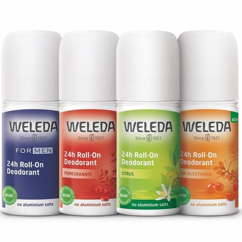 Weleda 24h Roll-On Deodorant 50ml