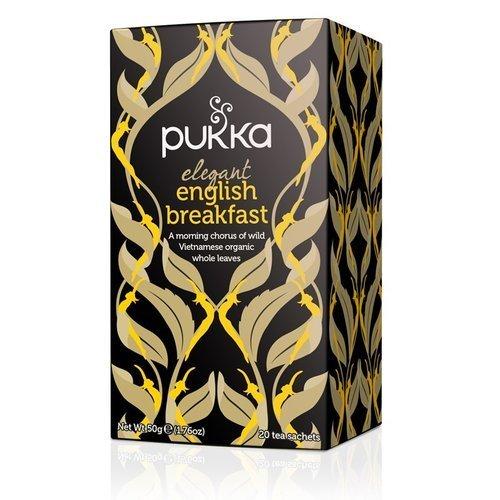 Pukka Organic Tea – Elegant English Breakfast 20Tb