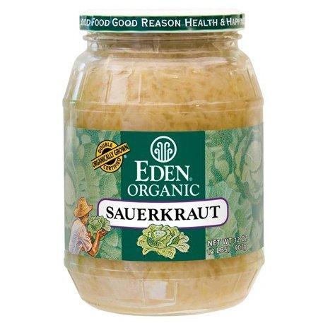 Eden Organic Sauerkraut – 907g