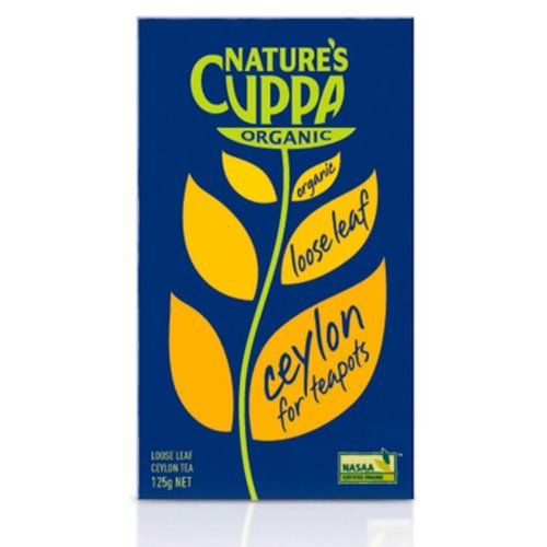 Nature's Cuppa Organic Tea – The Loose Leaf Pack