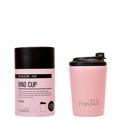 fressko bino cup pink 8oz