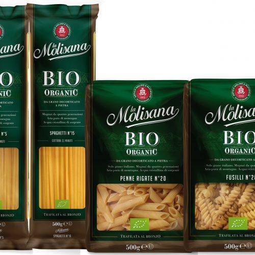 La Molisana Bio Organic Pasta – 500g