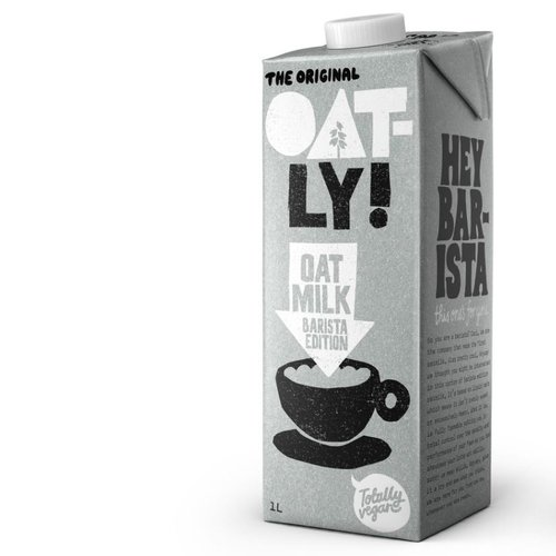 Oatly Oat Milk – Barista edition 1L
