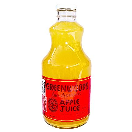 Greenwoods Biodynamic Apple Juice – 1Litre