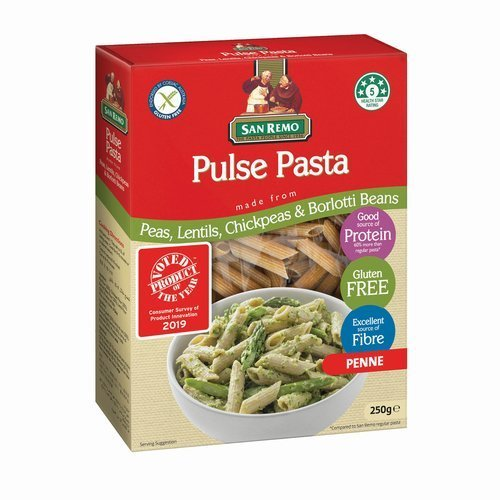 San Remo Gluten Free Pulse Penne 250g