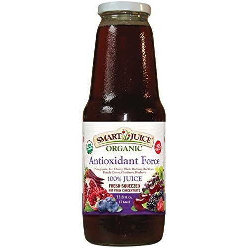 Smart Juice Organic Antioxidant Force Juice – 1Litre