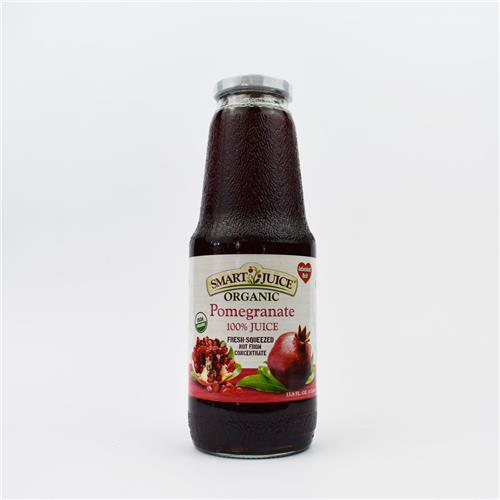 Smart Juice Organic Pomegranate Juice – 1Litre