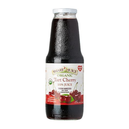 Smart Juice Organic Tart Cherry Juice – 1Litre