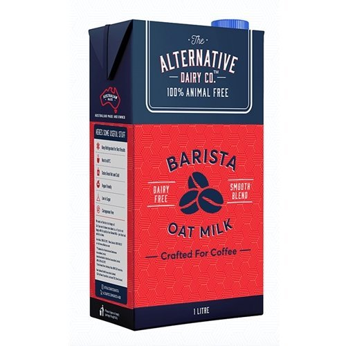 The Alternative Dairy Co. Barista Oat Milk 1L