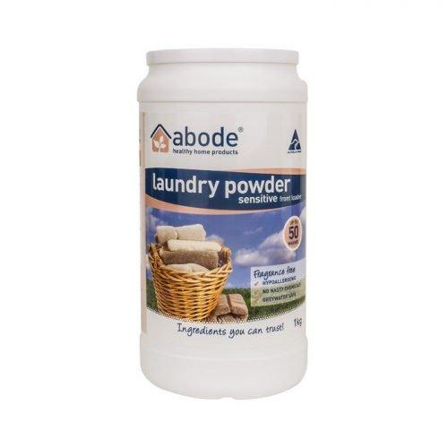 abode laundry powder 1kg