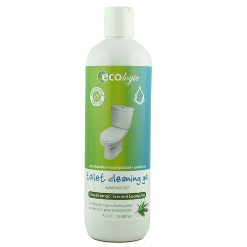 Ecologic Toilet Cleaning Gel – Pine & Lemon 500ml