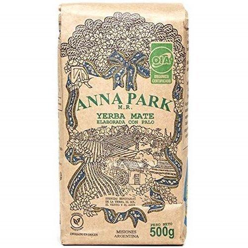 Anna Park Certified Organic Yerba Mate 500g