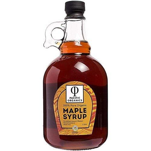 Pacific Organics Organic Maple Syrup 1Litre