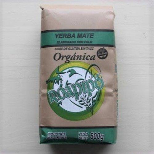 ROAPIPO Organic Yerba Mate 500g