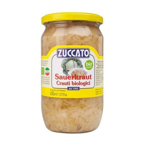 Zuccato Organic Sauerkraut 650g