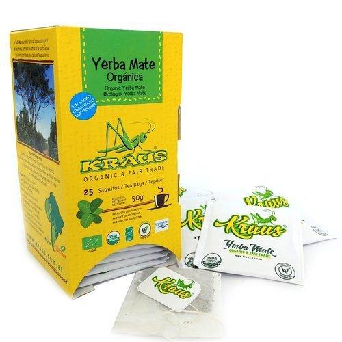 Kraus Certified Organic Yerba Mate 50g (25TB)