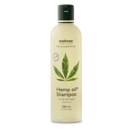 Melrose Organic Hemp Shampoo – 300ml