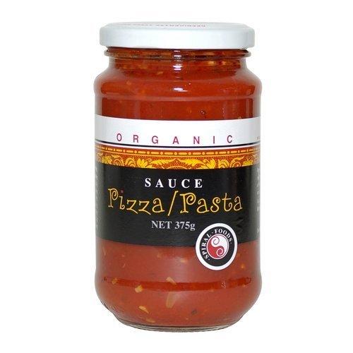 Spiral Organic Pizza/Pasta Sauce 375g